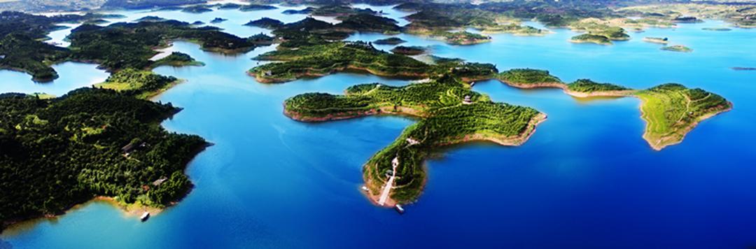 长寿湖风景区
